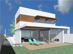 בית פרטי, נווה מונוסון - טל נבות ארכיטקטורה