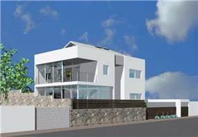 בית, הרצליה - טל נבות ארכיטקטורה