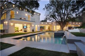 בית בברלי הילס קליפורניה מרק טופילסקי אדריכל