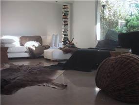 חדר מגורים - אהובה שורצברד