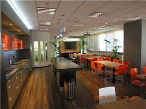 חדר אוכל - דורית אשל - תכנון ועיצוב פנים