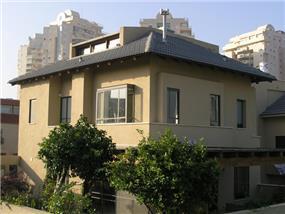 בית מגורים פרטי בהרצליה - ענת קרומר אדריכלות ועיצוב פנים