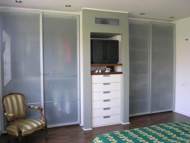 חדר שינה - ענת קרומר אדריכלות ועיצוב פנים
