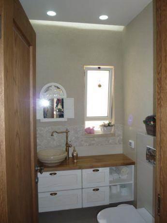 חדר אמבטיה מעוצב, אילנה משלזון אדריכלים