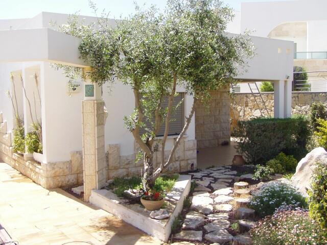 כניסה לבית - א.מ.-אדריכלות ועיצוב פנים