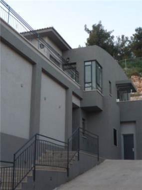 חזית בית  מודרנית, אילנה משלזון אדריכלים
