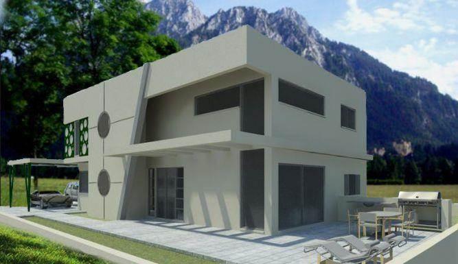 עיצוב בית מודרני, אילנה משלזון אדריכלים