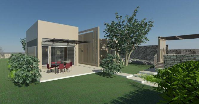 בית מודרני, אילנה משלזון אדריכלים