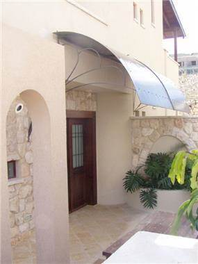 חזית כניסה - א.מ.-אדריכלות ועיצוב פנים