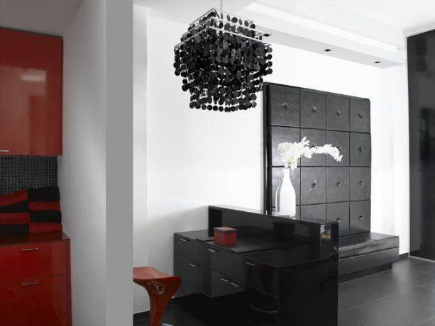 עיצוב מספרה - אורית סנדר