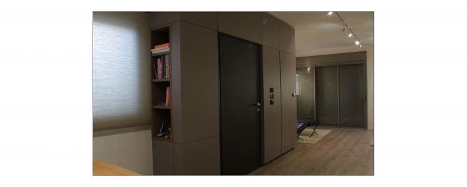 כניסה - זוג אדריכלים