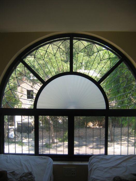 חלון ירושלמי - ריקי גרוזמן ומיכל גלובן- אדריכלות ועיצוב פנים