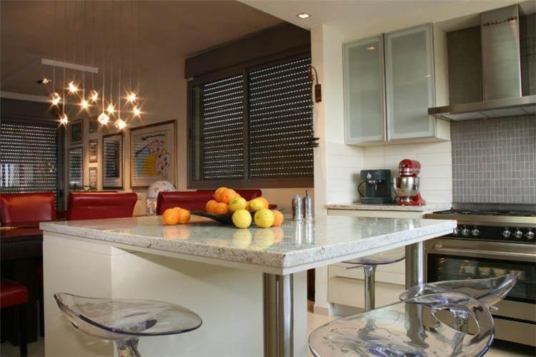מטבח - אפולוניה אדריכלות תכנון ועיצוב.