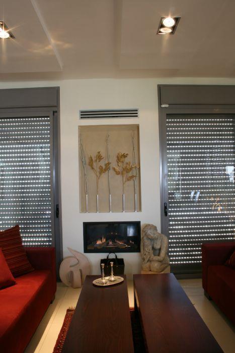 סלון - אפולוניה אדריכלות תכנון ועיצוב.