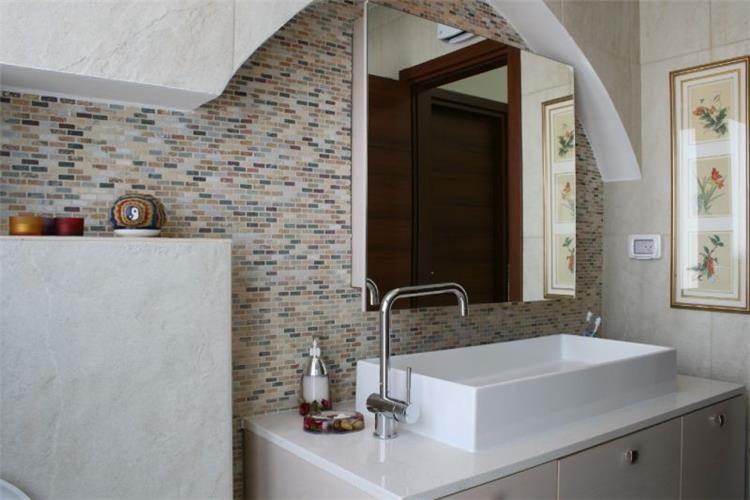 חדר רחצה - אפולוניה אדריכלות תכנון ועיצוב.