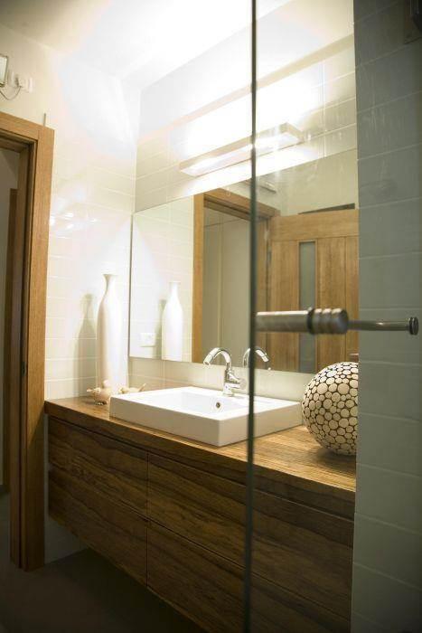 חדר אמבטיה, בית טליה - סיגל כהן קריספין יפעת סלומון אדריכלות ועיצוב