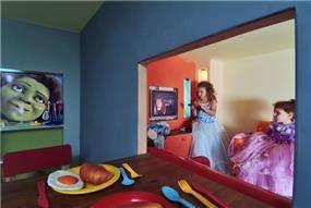 חדר ילדים - עופרי (עופר) פלדמן - עיצוב פנים