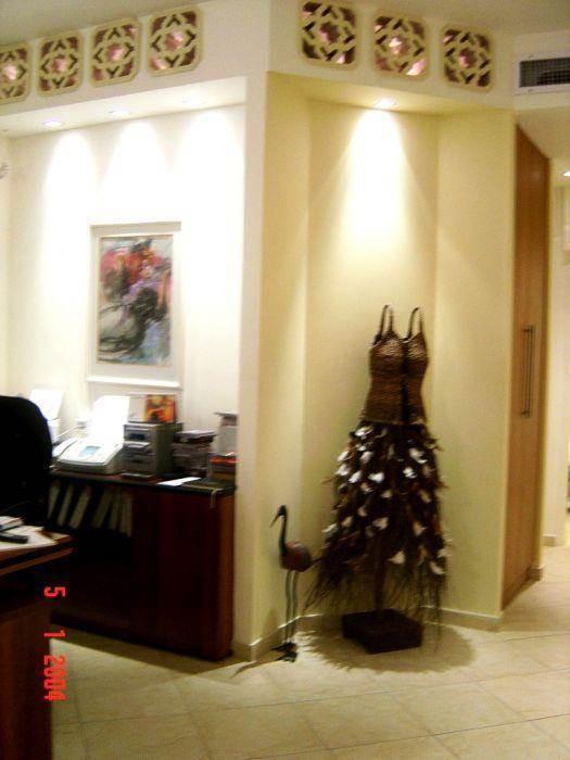 מבואת כניסה, מרפאה לרפואת עור ואסטטיקה - צביה דגני עיצוב ותכנון