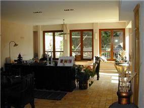 סלון, בית פרטי, רמת אביב - ארזה בן אור, אדריכלות ביו קלימטית