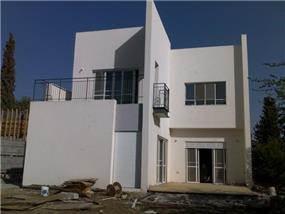 חזית בית מודרניסטי