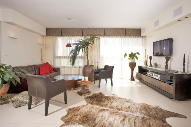 חדר אירוח בדירה - Designing Harmony in Lifestyle