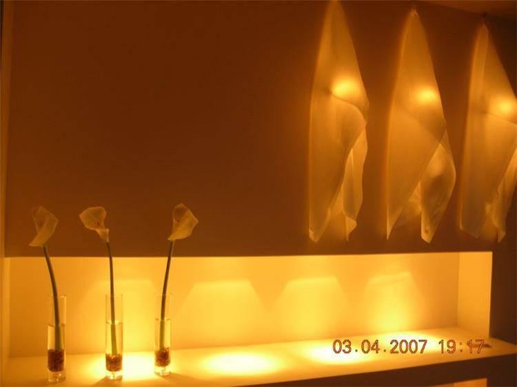 תאורה פרט עיצובי - Designing Harmony in Lifestyle
