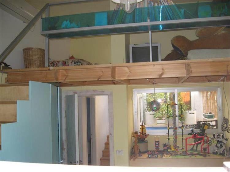 חדר ילדים - נורית לבונה-מעצבת פנים