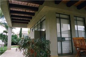 גינה, בית פרטי - H. W. ARCHITECTS