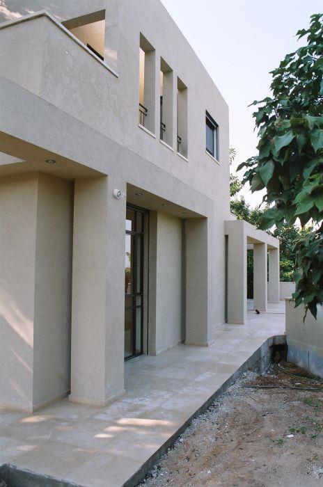 וילה - H. W. ARCHITECTS