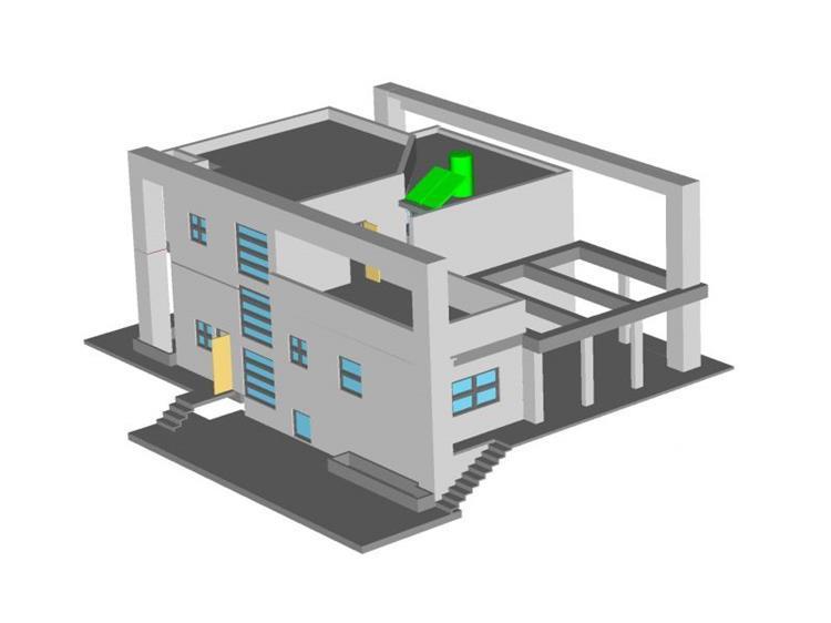 וילה, מושב אחיעזר - LDA Architecture & Design