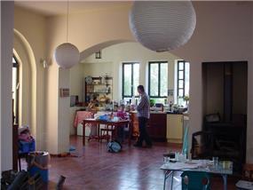 מטבח, וילה, גני הדר - LDA Architecture & Design