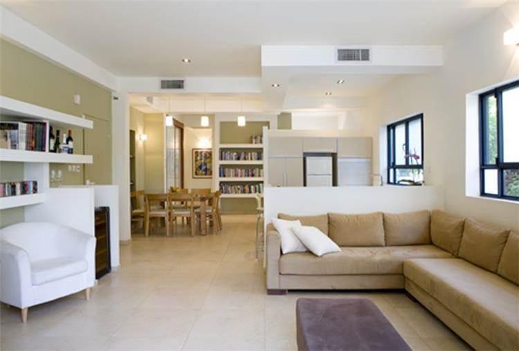 סלון, תל אביב - ברעוז מיטל-עיצוב ותכנון אדריכלי