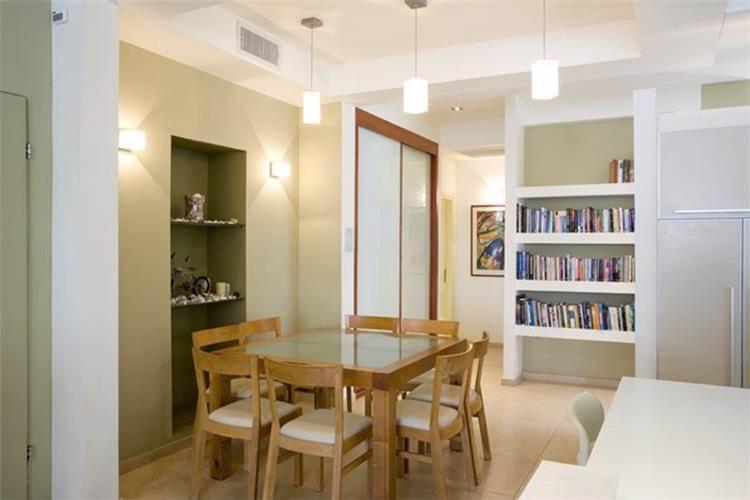 פינת אוכל, תל אביב - ברעוז מיטל-עיצוב ותכנון אדריכלי