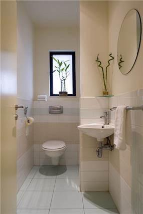 שירותים, וילה, תל אביב - ברעוז מיטל-עיצוב ותכנון אדריכלי