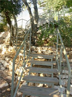 מדרגות גן - אם-סטודיו
