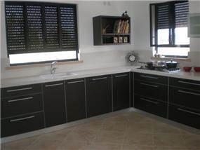 מטבח, בית פרטי, יד חנה - שובה אדריכלות