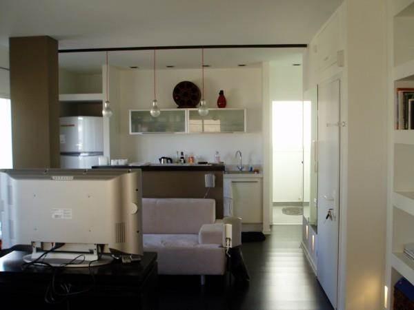 מטבח, דירת רווק, תל אביב - ענת גפני- עיצוב פנים