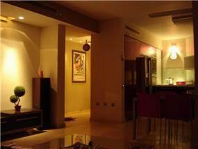חדר מגורים - אמיר פלג - סטודיו לעיצוב פנים