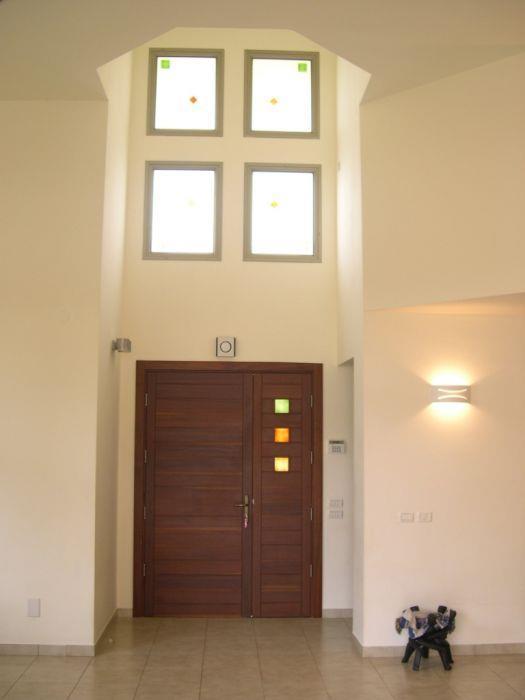 כניסה - נדלסטיצ'ר אדריכלים