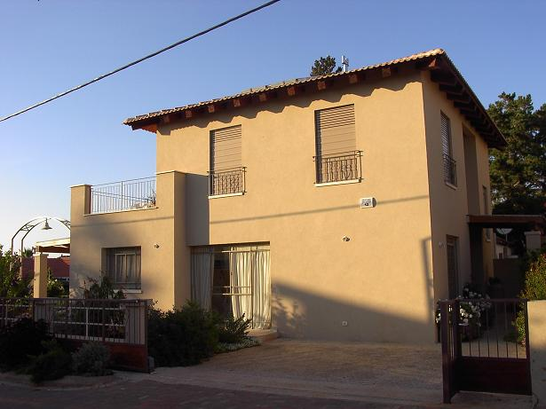 בית, כפר סבא - מיקי בורד-אדריכלית