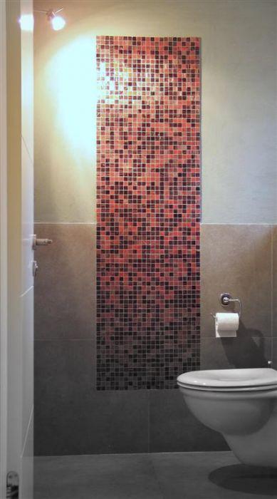 חדר רחצה, בית פרטי, רעננה - אורי עשת עיצוב אדריכלי