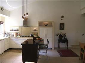 מטבח, הרחבת בית בקיבוץ - נורית ונדסבורגר