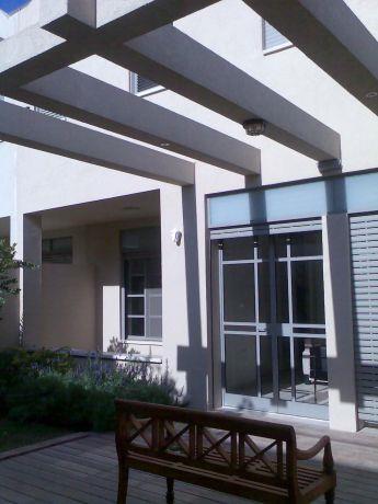 מרפסת אחורית - נדין לומלסקי-אדריכלות ועיצוב