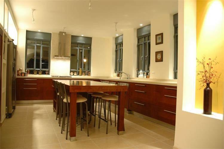 מטבח - נדין לומלסקי-אדריכלות ועיצוב