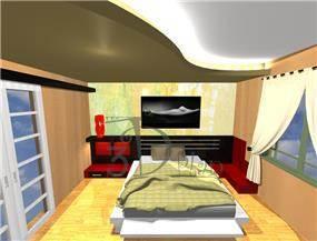 חדר שינה - ספדי עמאד
