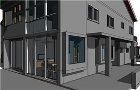 בית פרטי - אלכס מילאטינר-אדריכלות ועיצוב פנים