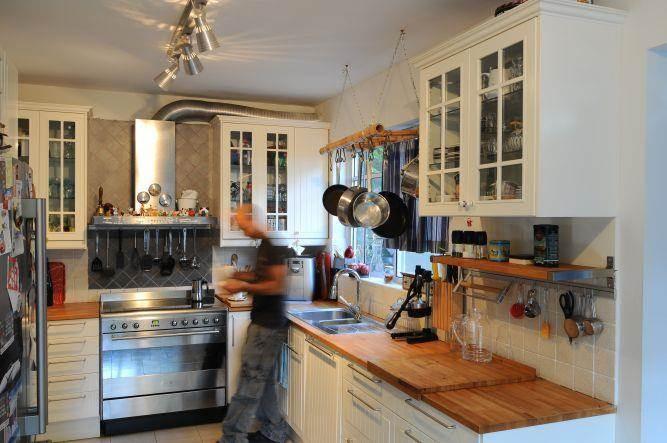 מטבח - אלכס מילאטינר-אדריכלות ועיצוב פנים