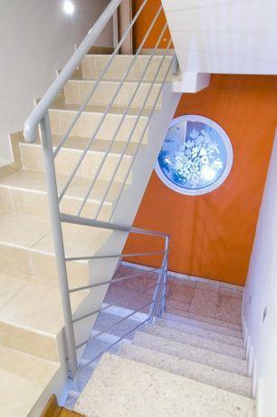 חדר מדרגות - אלכס מילאטינר-אדריכלות ועיצוב פנים
