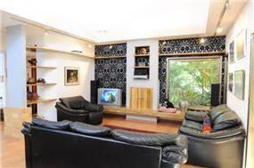 סלון, בית פרטי, מושב מזור - אלכס מילאטינר-אדריכלות ועיצוב פנים