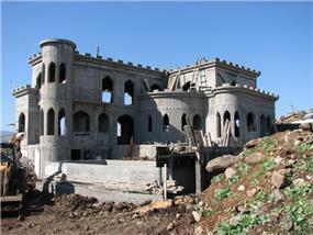 בית פרטי בבנייה - דרור בן נבט- אדריכלים